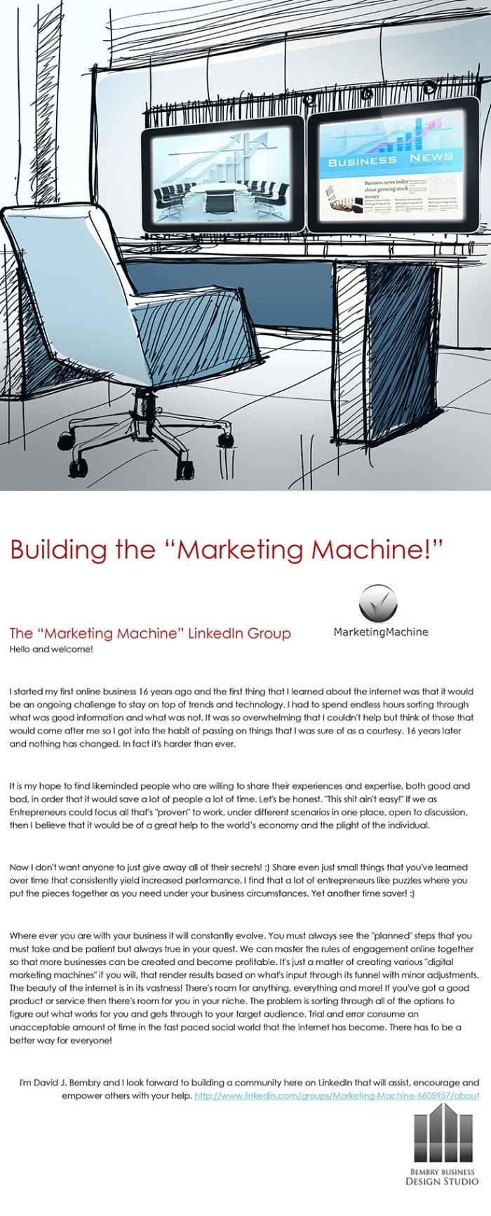 MarketingMachinePin